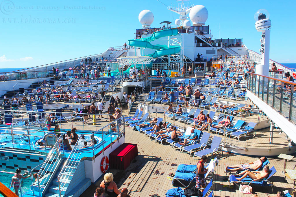 Live From The Victory Full Moons Cruise Review With Pics - Cruise ship topless
