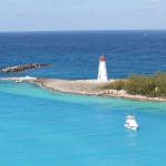Inlet to Nassau Harbor
