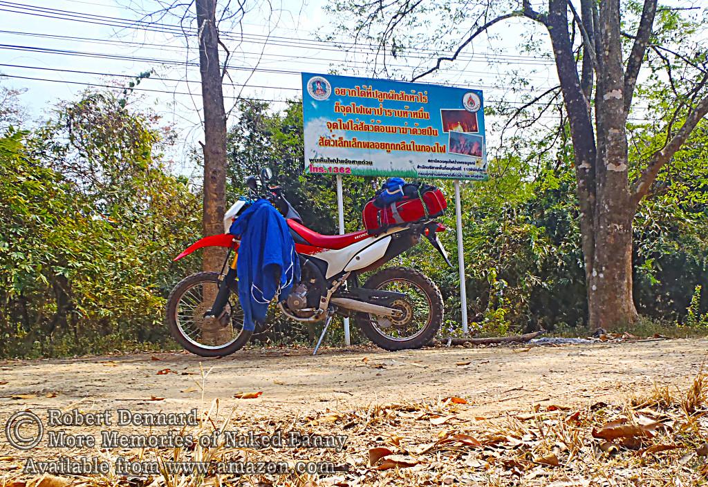 Touring Thailand... Kokomoman style.