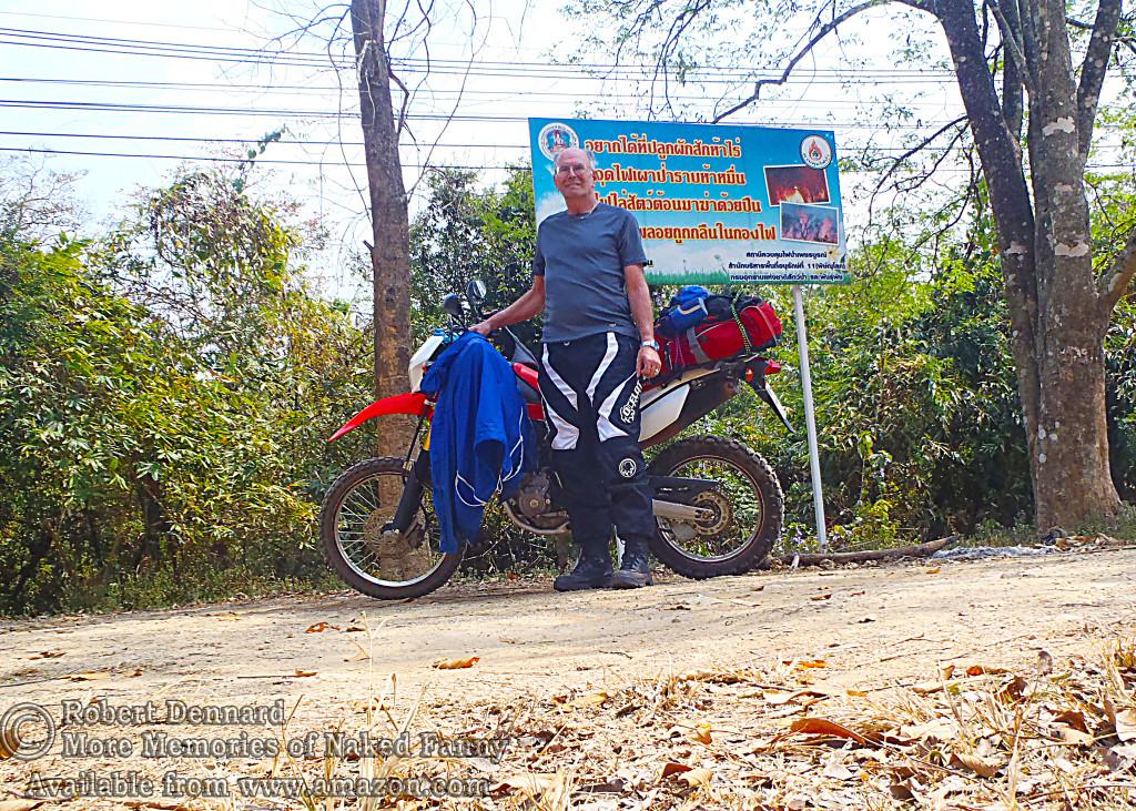 Traveling across Thailand Kokoman style