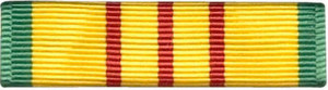 Vietnam Service ribbon.