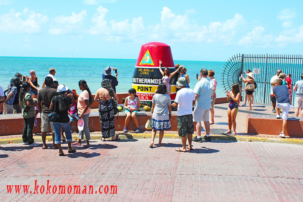 The not really Southernmost Point